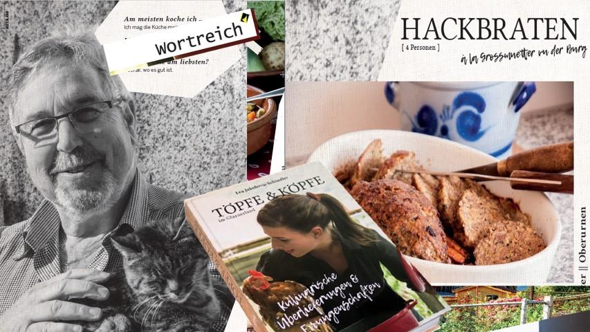 Hackbraten-Trigonella-Restaurant