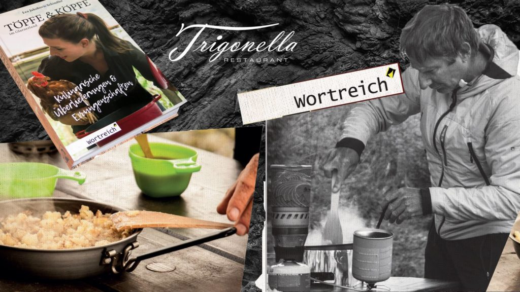 Trigonella Restaurant Heiri Furter Bergführer
